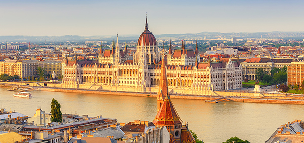 Destination of the month: Budapest